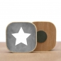 Preview: magnet stern holz lots lifestyle