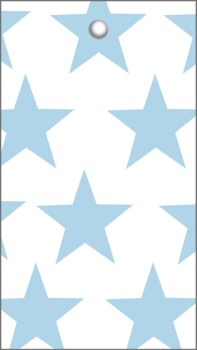 Papieranhänger Star - Little Paper