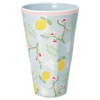 Becher Melamin Limona Pale Blue Greengate