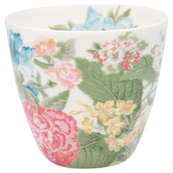 Latte Cup Adele White - Greengate