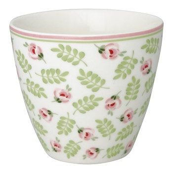 Latte Cup Lily Petit White Greengate