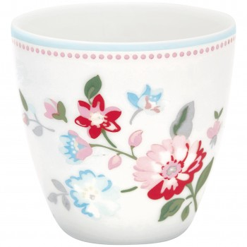 Latte Cup Sonia white mini - Greengate