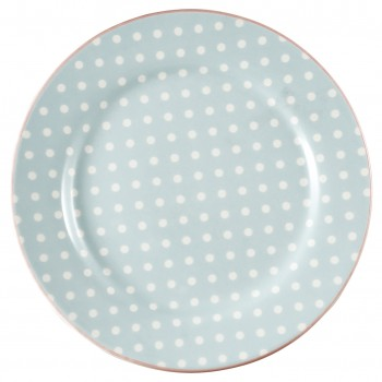 Teller Spot Pale Blue Greengate