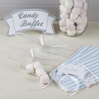 Candy Buffet Kit - blau