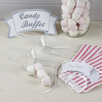 Candy Buffet Kit - rosa