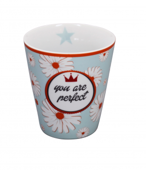 Happy Mug Krasilnikoff - You are perfect