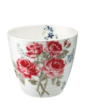 Latte Cup Elisabeth Pale Blue - Greengate