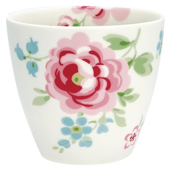 Latte Cup Meryl White - Greengate