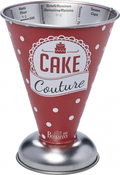 Messbecher Cake Couture