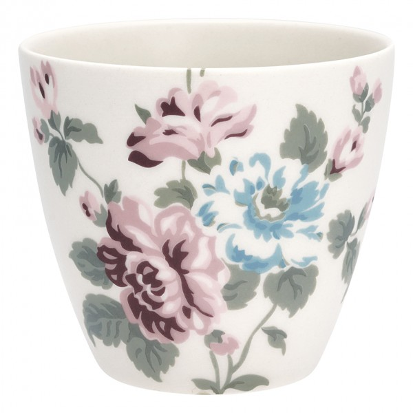 Latte Cup Maude White - Greengate