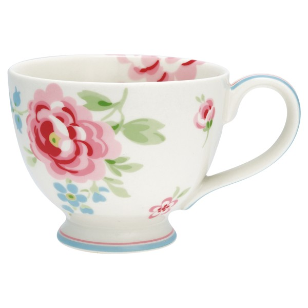 Teetasse Meryl White - Greengate