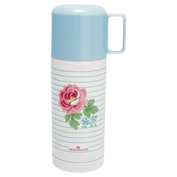 Thermosflasche Lily White - Greengate