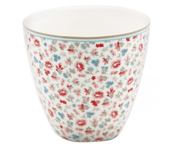 Latte Cup Tilly White Limited Edition - Greengate