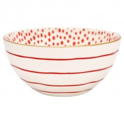Schale Sally Red - Greengate